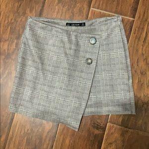 Zara short skirt